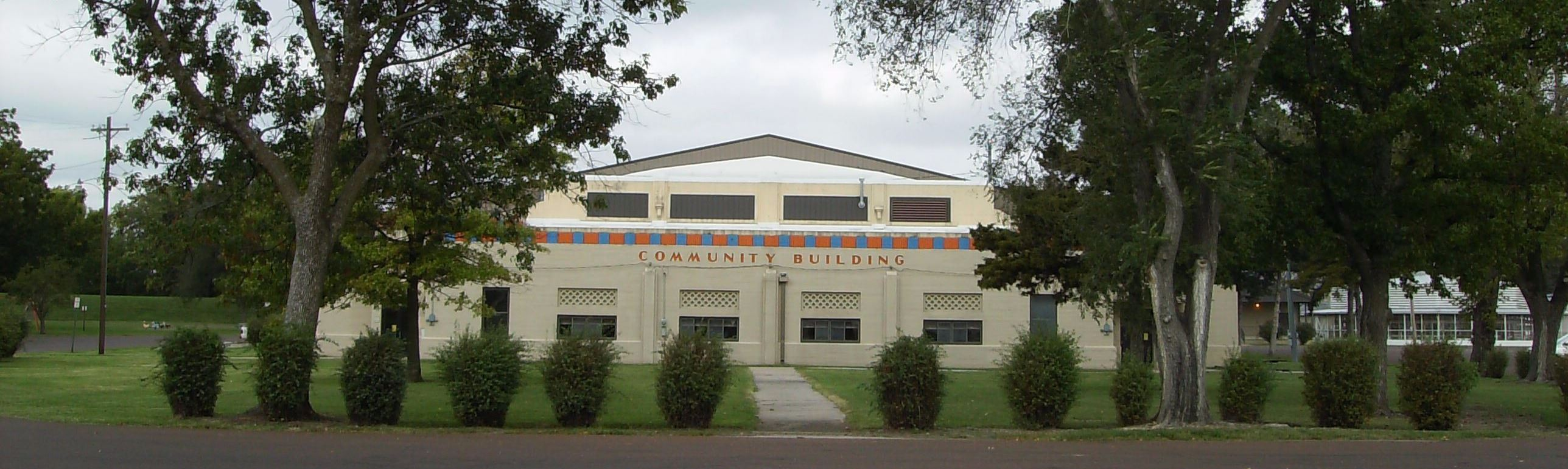 Recreation Building Image