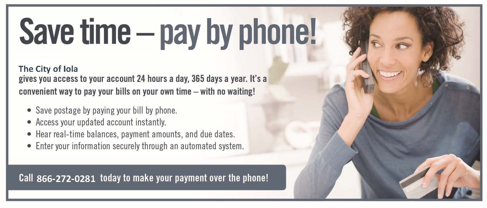 Utilities - Pay By Phone
